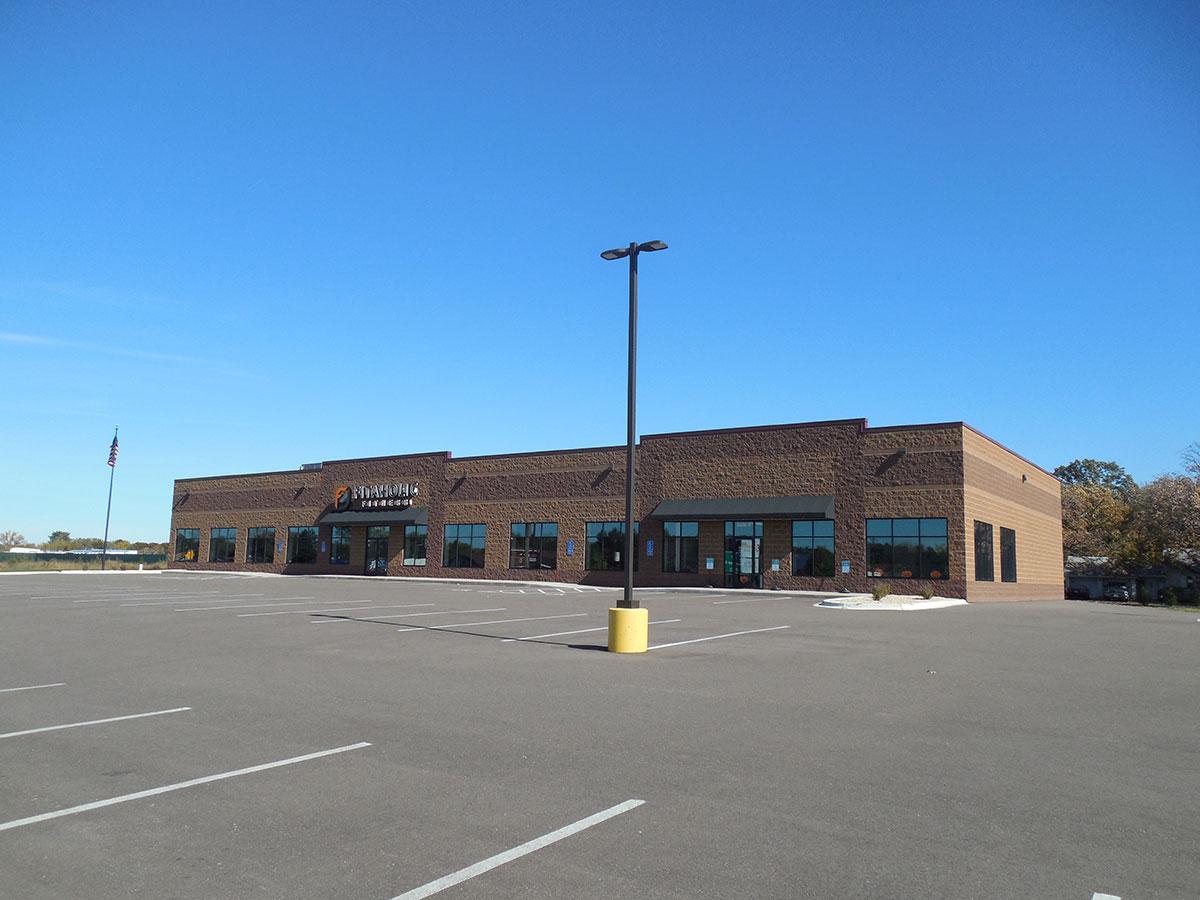 Ham Lake Professional building exterior